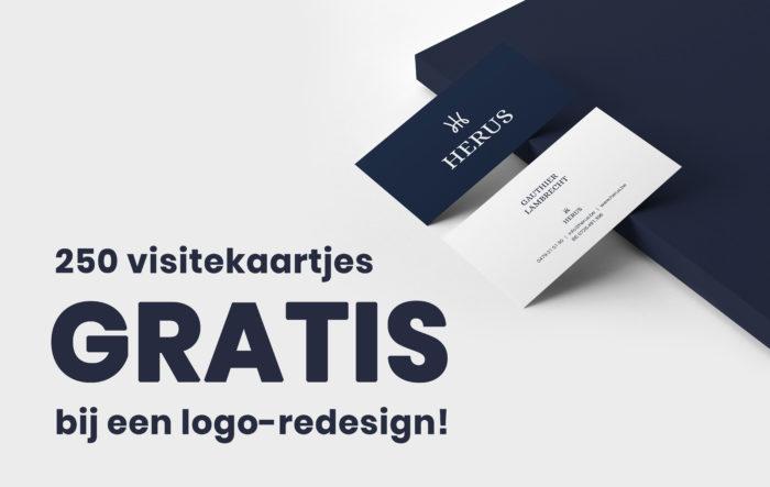 250 visitekaartjes gratis!