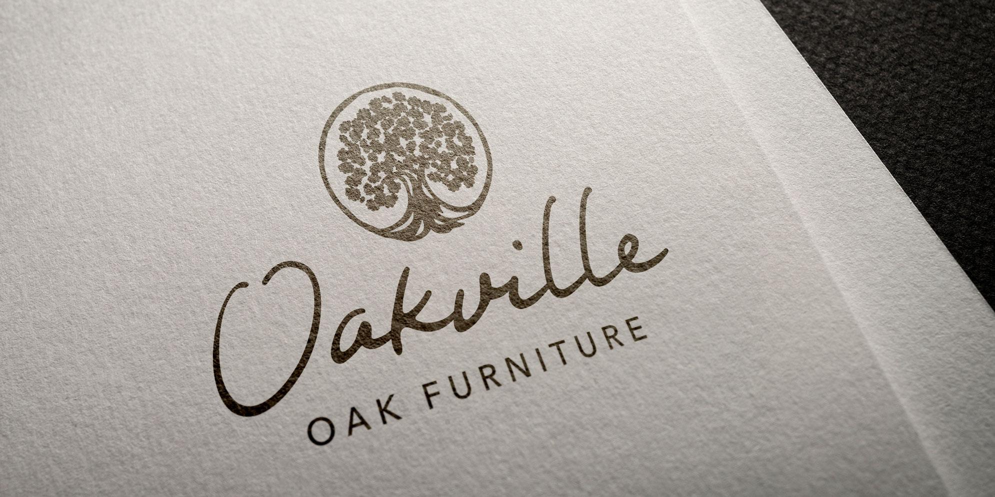Logo voor interieur meubels.