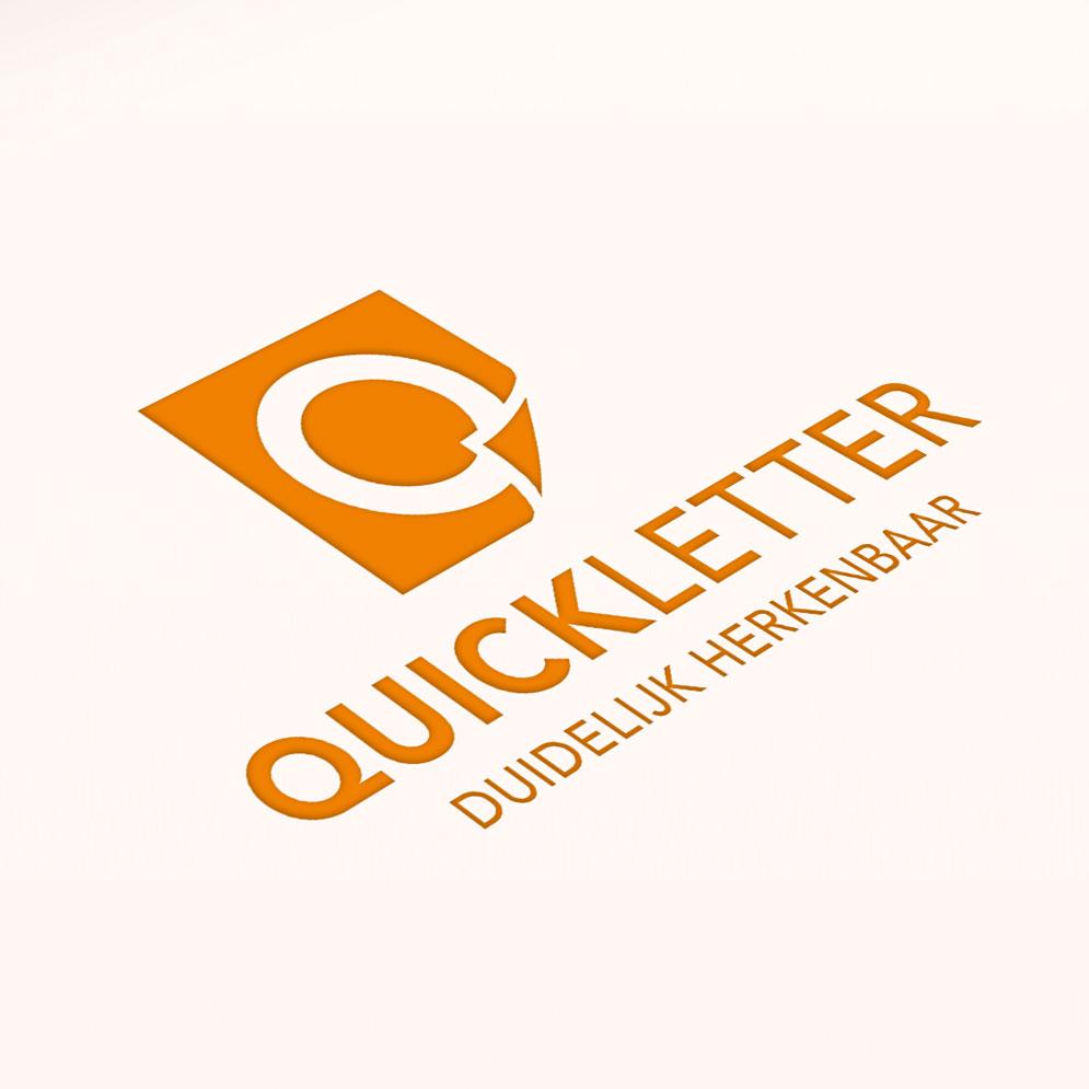 Logo voor Quickletter