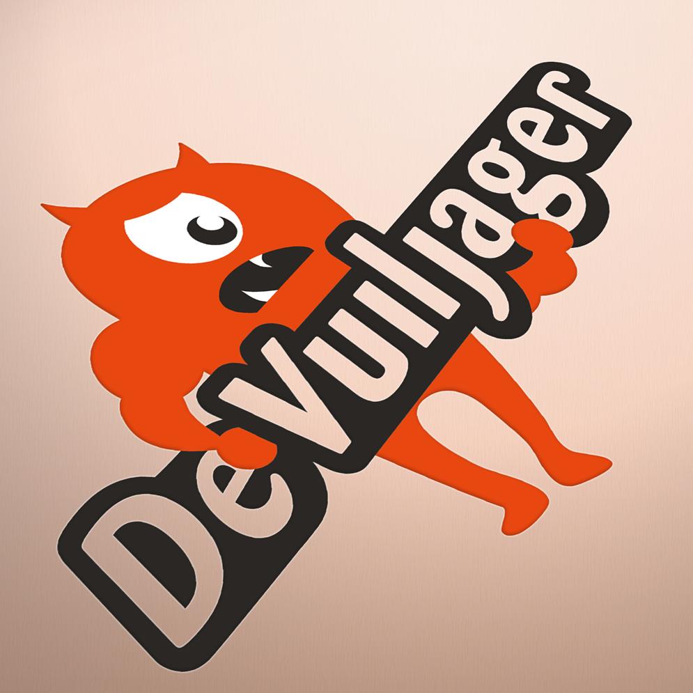 Logo voor De Vuiljager